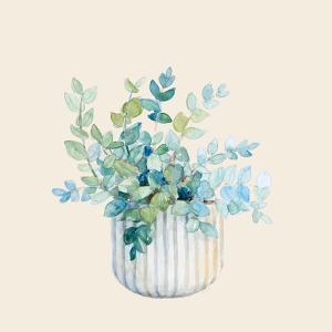 Decorative Potted Plant IV by Lanie Loreth