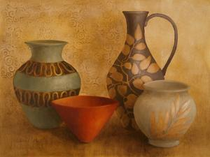 Decorative Vessel Still Life I by Lanie Loreth