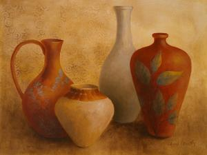 Decorative Vessel Still Life II by Lanie Loreth