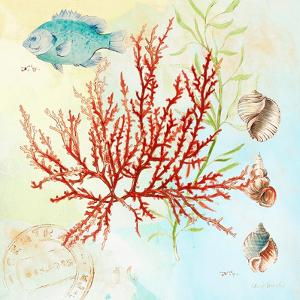 Deep Sea Coral I by Lanie Loreth