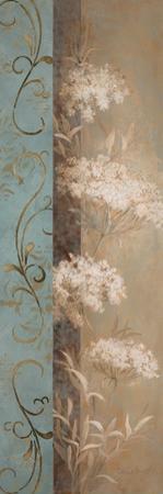 Delicate Beauty in Blue III by Lanie Loreth
