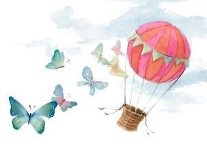 Fluttering Hot Balloon Ride by Lanie Loreth