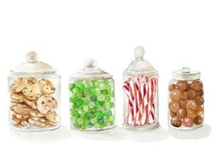 Holiday Candy I by Lanie Loreth