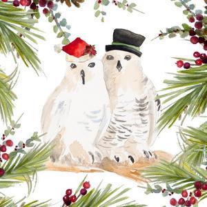 Holiday Owls by Lanie Loreth