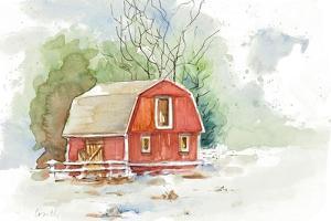 Holiday Town II by Lanie Loreth