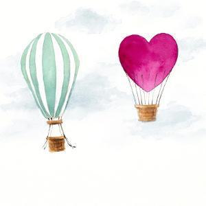 Hot Air Balloons by Lanie Loreth