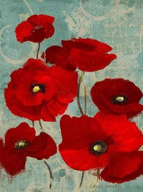 Kindle's Poppies I by Lanie Loreth