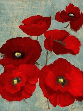 Kindle's Poppies II by Lanie Loreth