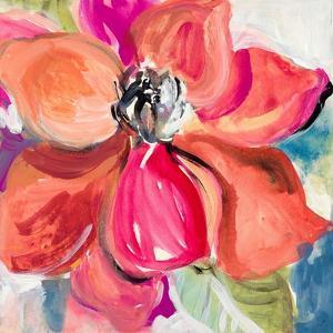 Living Coral Magnolia by Lanie Loreth