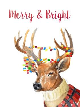 Merry and Bright Reindeer by Lanie Loreth