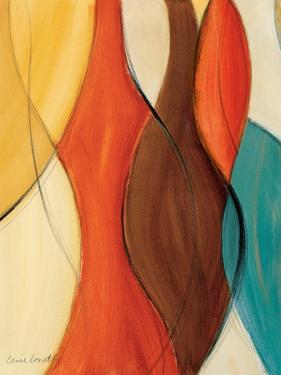 Orange Coalescence II by Lanie Loreth