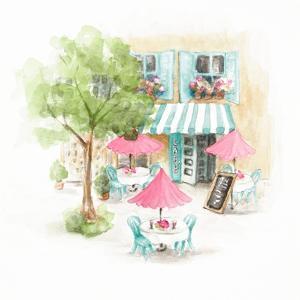Paris Cafe by Lanie Loreth
