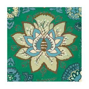 Persian Emerald II by Lanie Loreth