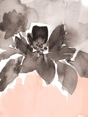 Pink Modern Fleur I by Lanie Loreth