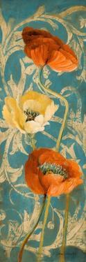 Poppies de Bleu I by Lanie Loreth