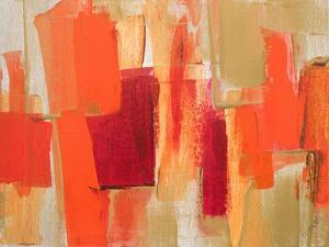 Red Sonata I by Lanie Loreth