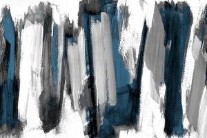 Silver And Dark Rhythm II by Lanie Loreth