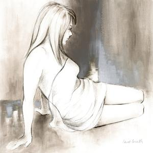 Sketched Waking Woman II by Lanie Loreth