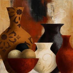 Spiced Vessels II by Lanie Loreth