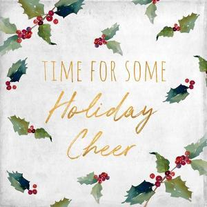 Time For Some Holiday Cheer by Lanie Loreth