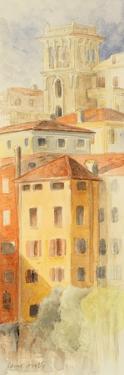 View of Bassana del Grappa by Lanie Loreth