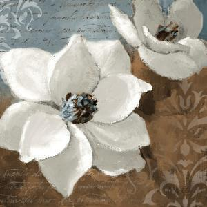 White Magnolias I by Lanie Loreth