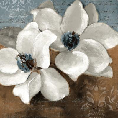 White Magnolias II by Lanie Loreth