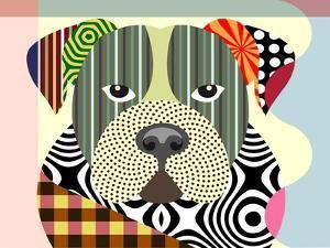 American Bulldog by Lanre Adefioye