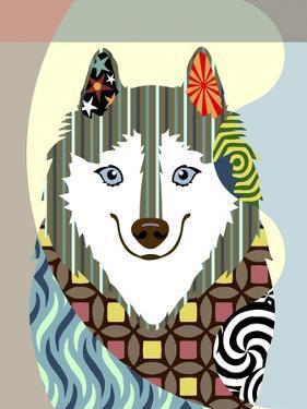 American Eskimo by Lanre Adefioye