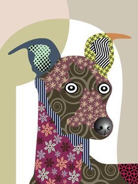 Greyhound by Lanre Adefioye