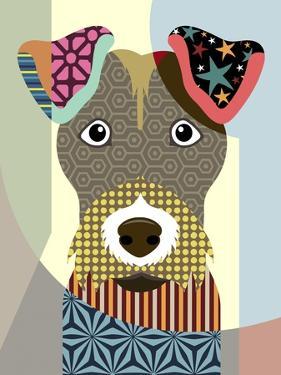 Wire Fox Terrier by Lanre Adefioye