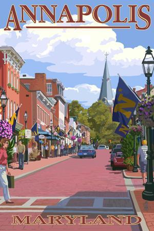 Annapolis, Maryland - Street View