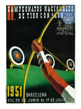 Archery Competition Promotion by Lantern Press