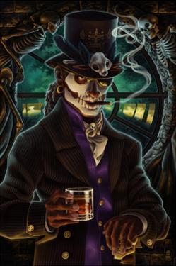 Baron Samedi Voodoo by Lantern Press
