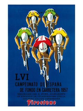 Bicycle Race Promotion by Lantern Press