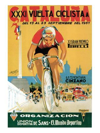 Bicycle Racing Promotion by Lantern Press