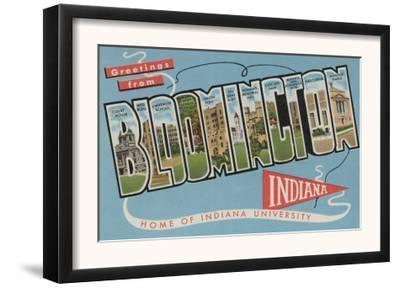 Bloomington, Indiana - Indiana University