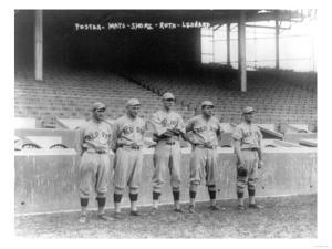 Boston Red Sox Pitchers, Baseball Photo - Boston, MA by Lantern Press