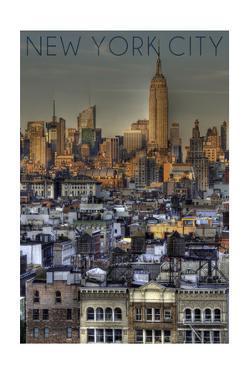 Brooklyn, New York by Lantern Press
