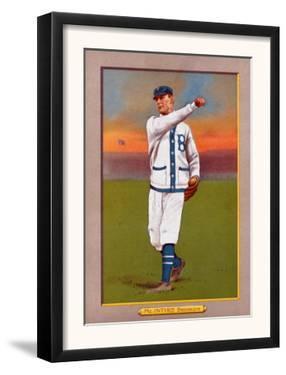 Brooklyn, NY, Brooklyn Superbas, McIntyre, Baseball Card by Lantern Press