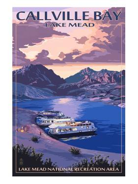 Callville Bay - Lake Mead National Recreation Area by Lantern Press