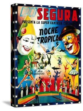 Circo Segura Circus by Lantern Press