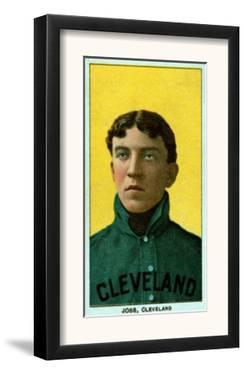 Cleveland, OH, Cleveland Naps, Addie Joss, Baseball Card by Lantern Press