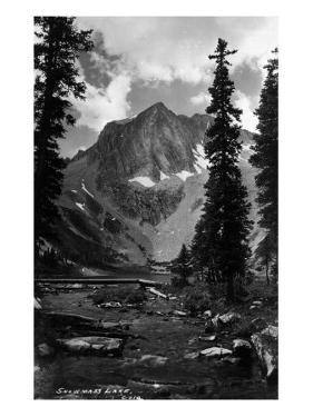 Colorado - Snowmass Lake by Lantern Press