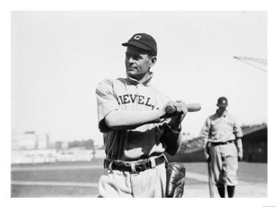 Elmer Flick, Cleveland Naps, Baseball Photo - Cleveland, OH by Lantern Press