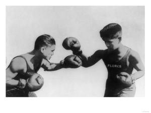 Fly Weight Boxing Champion Pancho Villa Photograph by Lantern Press