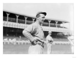 Frank Chance, Chicago Cubs, Baseball Photo No.1 - Chicago, IL by Lantern Press