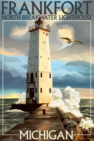 Frankfort Lighthouse, Michigan