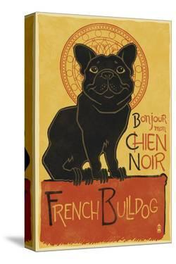 French Bulldog by Lantern Press