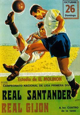 Futbol Promotion by Lantern Press